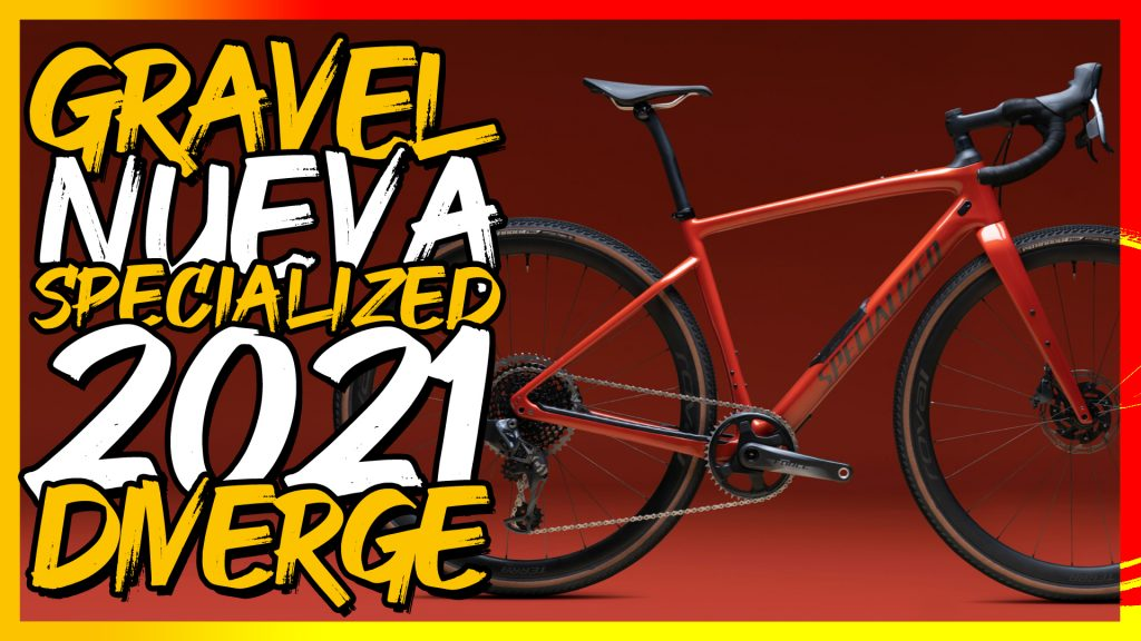 SPECIALIZED DIVERGE 2021